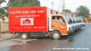 chuyển nhà trọn gói Tâm Phát