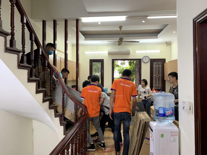 Công ty 123.com - đơn vị chuyển nhà giá rẻ Hà Nội