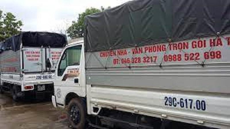 Hà Thành đơn vị chuyển nhà giá rẻ tại Hà Nội