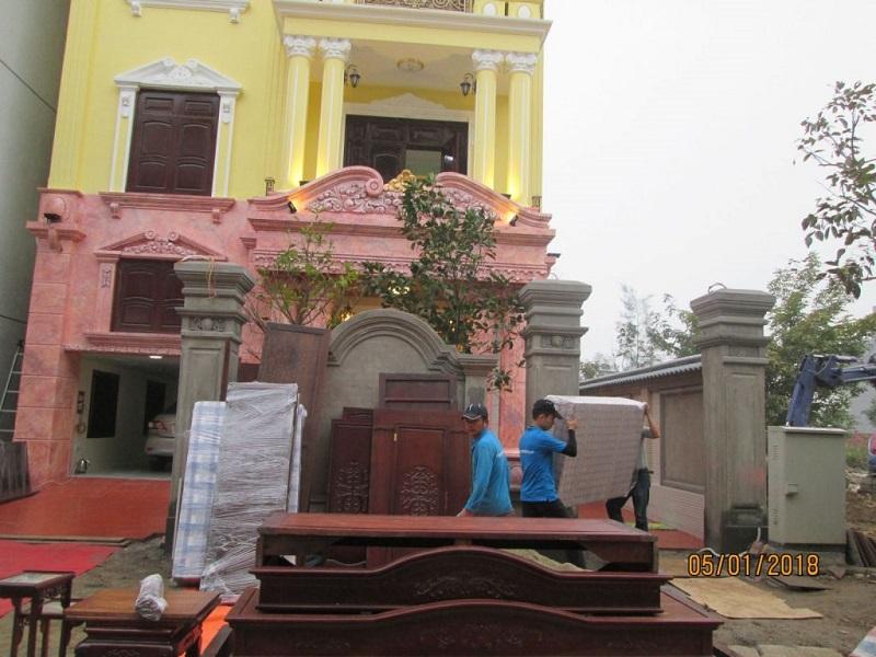 chuyển nhà uy tín tại Hải Phòng – Hoa Phượng