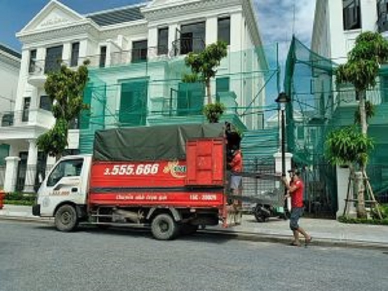 dịch vụ chuyển nhà trọn gói Hoa Vinh