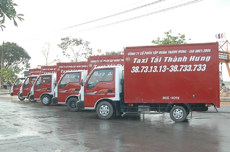 công ty chuyển nhà uy tín tại Hà Nội Thành Hưng