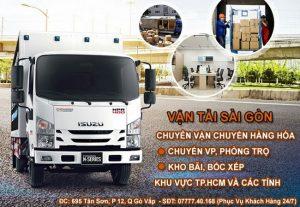 Công ty dịch vụ Vận tải Sài Gòn