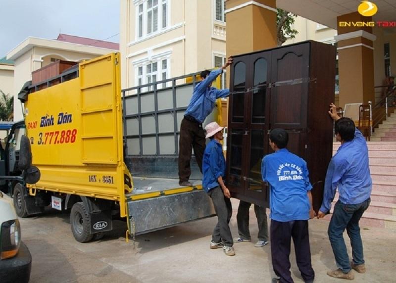 Taxi Én Vàng – dịch vụ chuyển nhà trọn gói uy tín và chất lượng nhất tại Hải Phòng