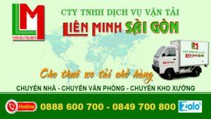cho thuê xe cẩu Liên Minh Sài Gòn