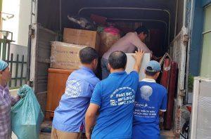 Phát Đạt đơn vị cung cấp cgho thuê xe tải nhỏ chở hàng Hà Nội uy tín