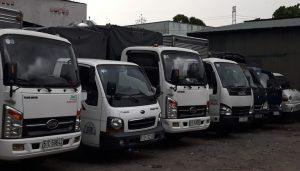 Vận tải Thuận Thảo - xe tải đa kích thước vận chuyển