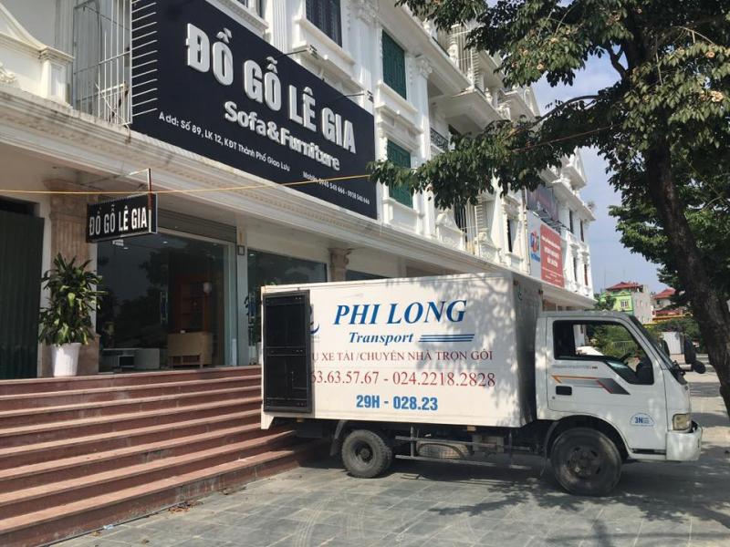 taxi tải giá rẻ Phi Long