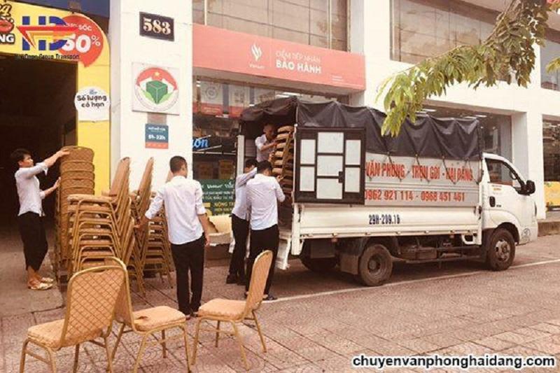Hải Đăng – dịch vụ chuyển nhà uy tín tại Hà Nội