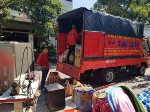 Công ty taxi tải Nhân Hòa