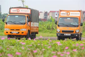 cho thuê xe tải Hà Nội - Công ty Vận Tải 24H