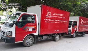 thuê xe chở hàng tại tphcm - An Phát