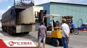 công ty vận tải Vũ Thái