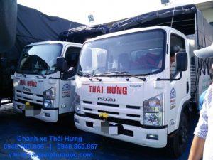 công ty vận tải Thái Hưng