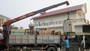 chuyển nhà xưởng Thành Phương