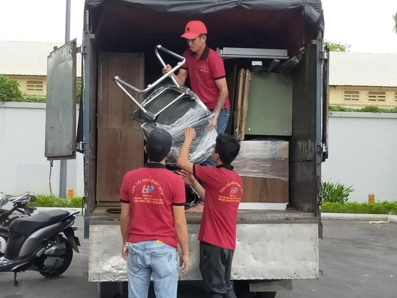 chuyển nhà Hòa Phát
