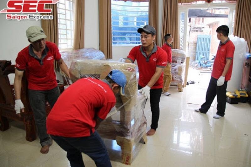 Saigon Express - đơn vị chuyển nhà uy tín