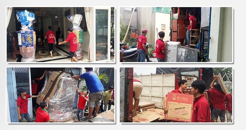 chuyển nhà trọn gói giá rẻ Viet Moving