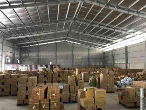 chuyển nhà xưởng Bình Dương - Hưng Phát