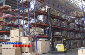 chuyển nhà xưởng Bình Dương - VietNam Moving