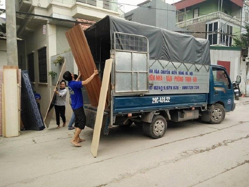 Minh Nhựt cung cấp dịch vụ xe tải chở thuê trọn gói Cần Thơ