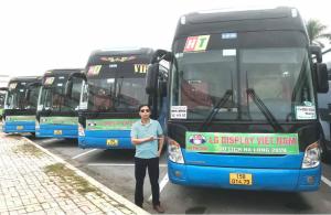 Hoa Trung - Cho thuê xe tự lái uy tín tại Hải Phòng
