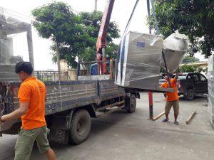 chuyển nhà xưởng trọn gói Liên Minh Sài Gòn