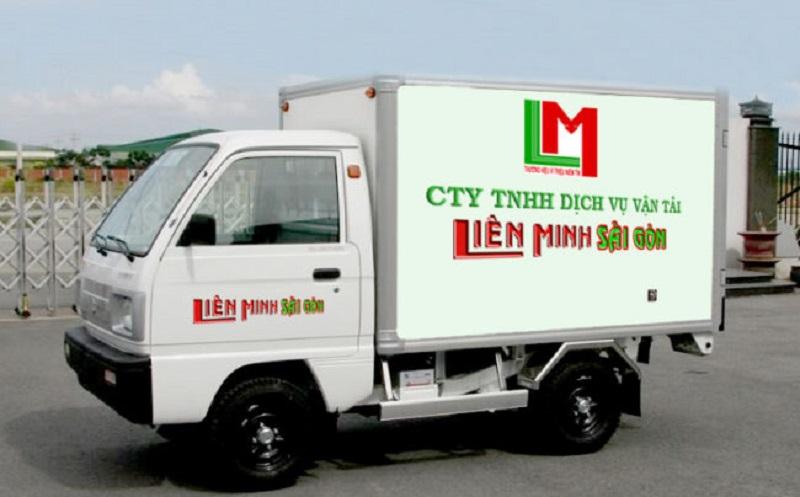 Dịch vụ vận tải Liên Minh Sài Gòn
