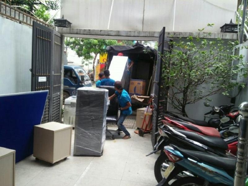 chuyển nhà Ngọc Tuấn