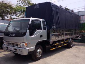 cho thuê xe tải chở hàng Phú Bình Tâm