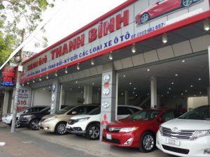 Salon ô tô Thanh Bình