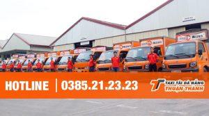 Thuận Thành đơn vị cho thuê xe tải chở hàng ở Đà Nẵng uy tín