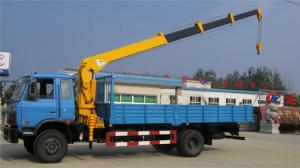 thuê xe cẩu tự hành công ty Linh Dương