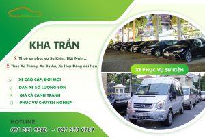 đơn vị chuyên cho thuê xe tự lái các tỉnh miền trung