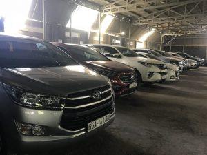 Công ty Du Lịch Kiên Giang Xanh chuyên cho thuê xe ô tô tự lái