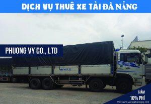 thuê xe chở hàng Đà Nẵng - Phương Vy