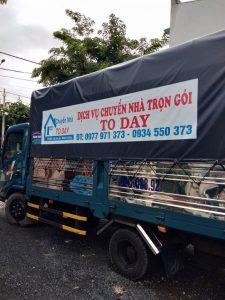 Dịch vụ chuyển nhà, chuyển văn phòng giá rẻ Bình Dương - Today