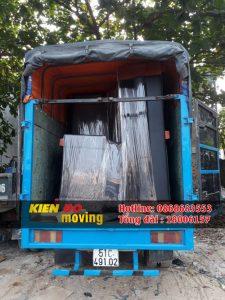 Chuyển văn phòng trọn gói TPHCM - Kiến Đỏ Moving