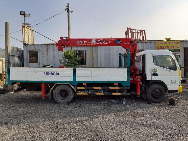 vận tải 247 - dịch vụ thuê xe cẩu giá rẻ