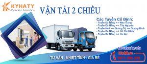 thuê xe chở hàng Đà Nẵng - KYHATY
