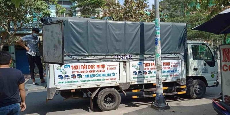 chuyển nhà tphcm Đức Minh