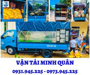 chuyển văn phòng tại Đà Nẵng - Minh Quân