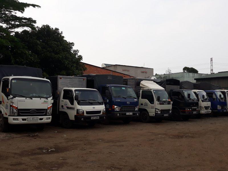 xe tải chở thuê ở Cần Thơ - Phú Quý