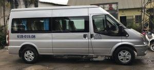 xe du lịch cho thuê tại Trúc Vy