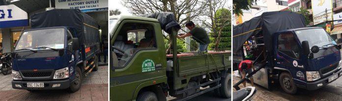 xe tải chở thuê cần thơ