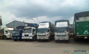 chành xe vận tải Miền Trung chuyên nhận gửi hàng đi Hà Nội uy tín