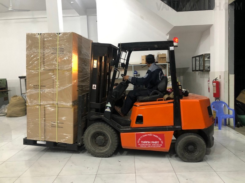 Vận tải Mai Linh đơn vị chuyển kho xưởng tại Đồng Nai