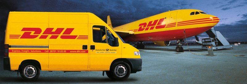 DHL - đơn vị chuyển phát nhanh quốc tế giá rẻ