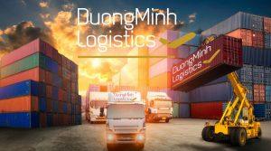 công ty vận tải Dương Minh Logistics
