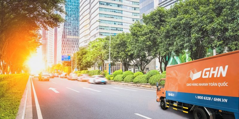 GHN - giao hàng nhanh toàn quốc